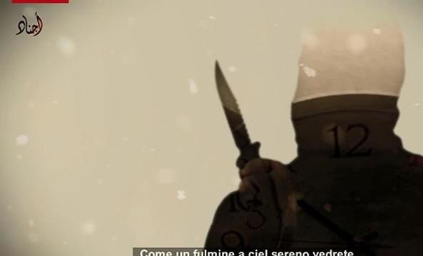 L'inno sottotitolato in italiano dell'Isis