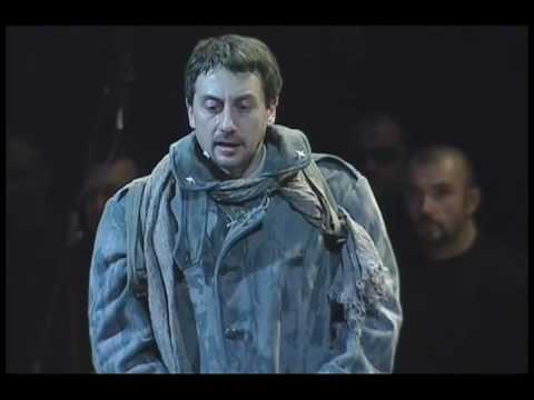 LA NOTTE CHE IL NULLA INGHIOTTI' LA TERRA (Teatro libero)