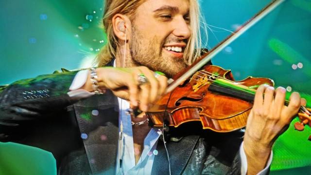 David Garrett – Concert live in Hannover