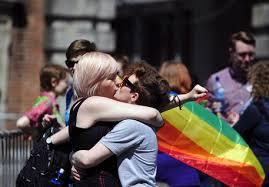 """23 Maggio 2015: L'Irlanda ha votato """"Si"""" alle nozze gay"""