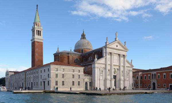VENEZIA biennale: Jaume Plensa in San Giorgio Maggiore