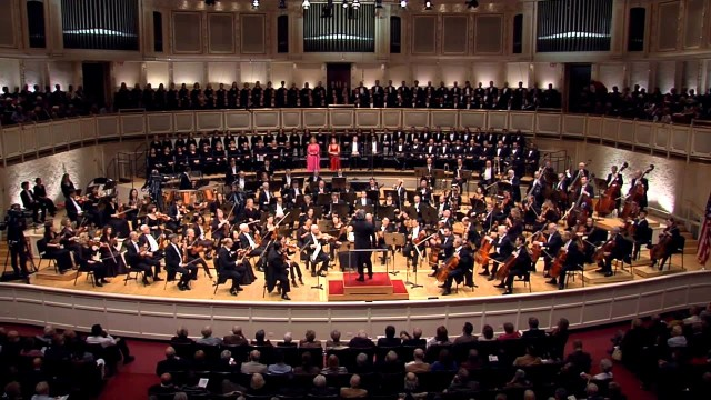 Beethoven 9 – Chicago Symphony Orchestra – Riccardo Muti