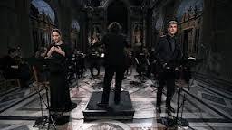 """Philippe Jaroussky ed Emöke Barath in """"Stabat Mater"""" di Pergolesi al Castello di Fontainebleau"""
