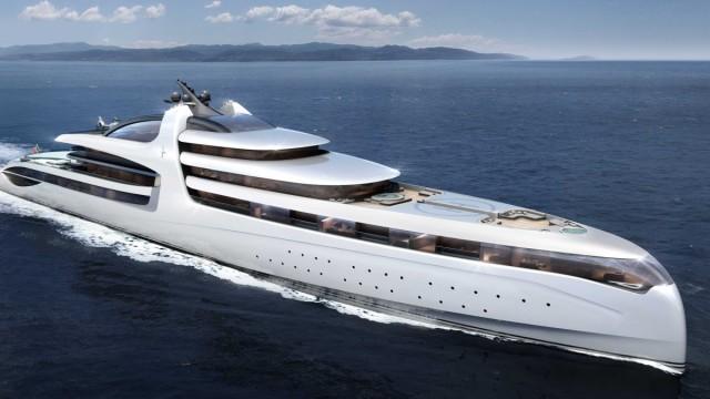 Il più costoso mega-yacht al mondo
