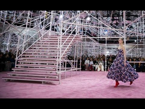 Christian Dior | Alta Moda Primavera Estate 2015