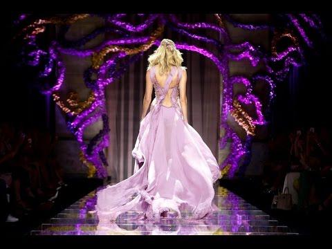 Versace | Alta moda Autunno Inverno 2015/2016 Full Show | Exclusive