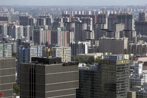 Condomini ed edifici per uffici a Pechino