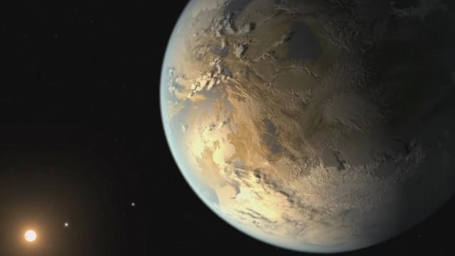 "Scoperto ""Kepler 452B"": potrebbe aver ospitato la vita"