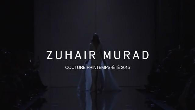 ZUHAIR MURAD – Alta Moda Primavera Estate 2015