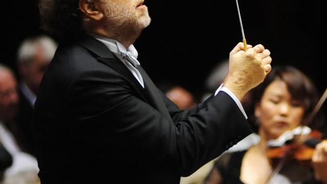 Riccardo Chailly dirige l'Orchestra Gewandhaus di Lipsia e Julian Rachlin