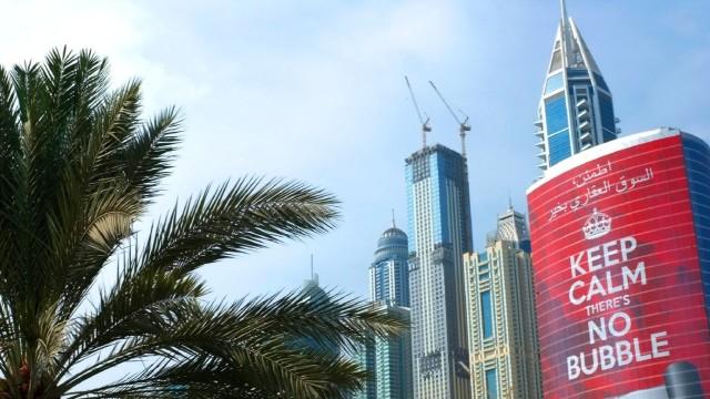Dubai: il lussuoso mercato immobiliare non è più invulnerabile