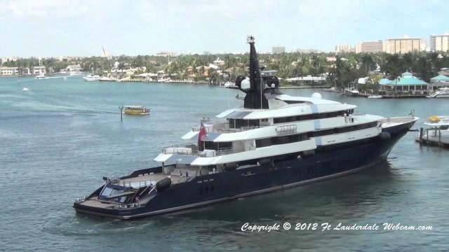 Steven Spielberg ha messo in vendita il suo mega-yacht da 184 milioni di dollari