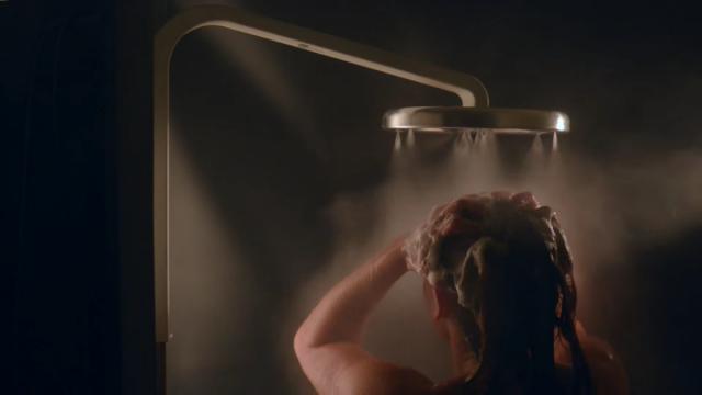 """""""NEBIA"""" la nuova doccia consuma -70% di acqua"""
