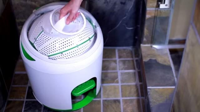 """La nuova """"lavatrice a pedale"""""""