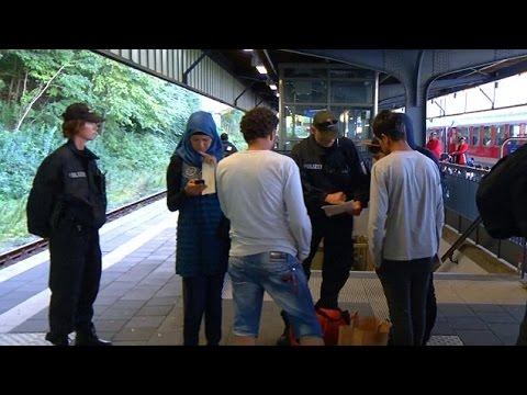 Danimarca: solidarietà per i migranti alla stazione di Copenaghen