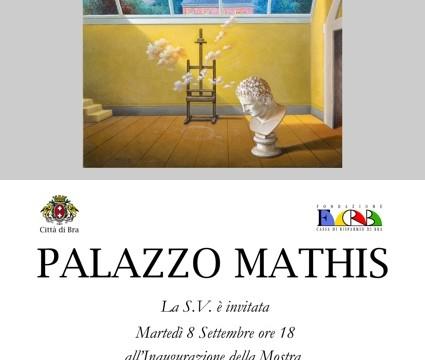 «De Chirico – Nunziante. Oltre le apparenze»: martedì 8 settembre 2015 inaugura la mostra a Bra (CN)