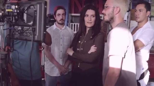 """LAURA PAUSINI – MAKING OF """"LATO DESTRO DEL CUORE"""""""