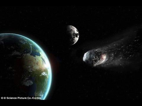 Asteroide di 2,6 km di diametro sfiorerà la terra nelle prossime ore