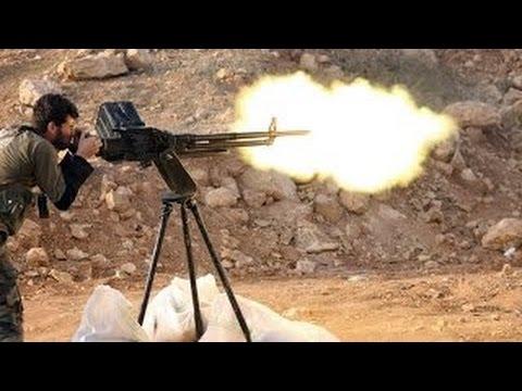 Guerra in Siria: sono almeno 4 le fazioni in campo