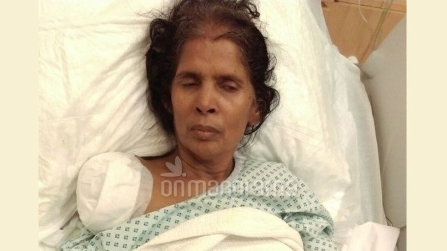 ARABIA SAUDITA: tagliano un braccio alla loro domestica indiana, per punirla