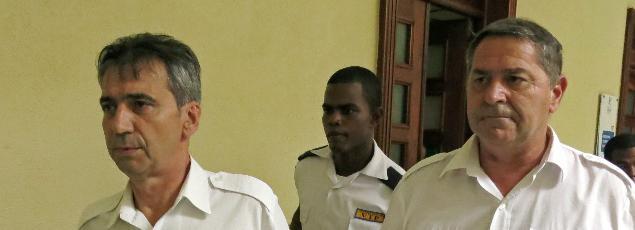 Il governo francese non concederà l'estradizione dei due piloti fuggiti da Santo Domingo
