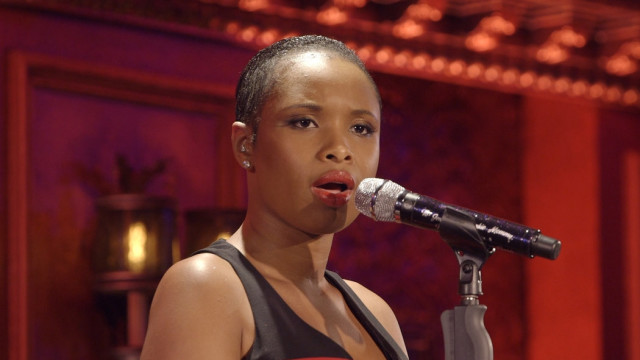 "Jennifer Hudson in ""Too Beautiful for Words"""