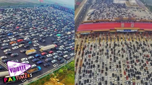 Mega-rientro di 750 milioni di cinesi in vacanza
