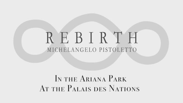 Michelangelo Pistoletto: una scultura per celebrare i 70 anni delle Nazioni Unite