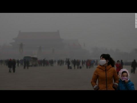 CINA: Shenyang inquinamento record mondiale