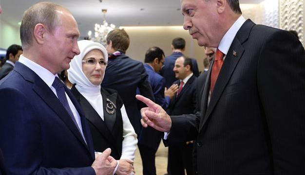 """La RUSSIA sospende i """"visa free"""" con la TURCHIA"""