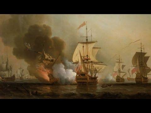 Ritrovato l'oro del San José galeone spagnolo affondato dagli inglesi nel 1708