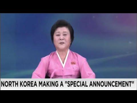 La TV della Korea del Nord annuncia test bomba H