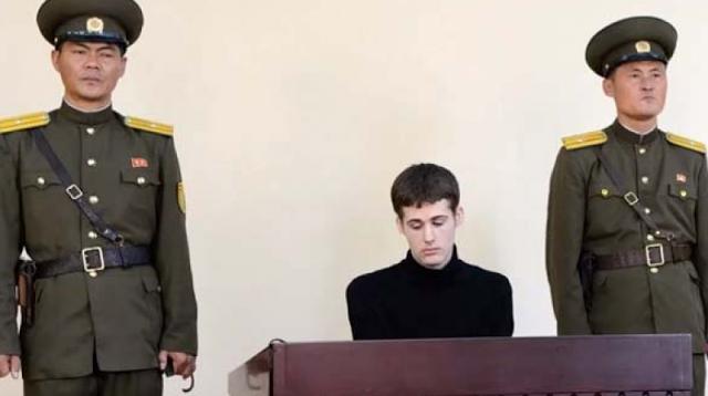 """Studente U.S.A. arrestato in Corea del Nord per """"atti ostili"""""""
