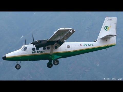Piccolo aereo con 23 persone scomparso in Nepal