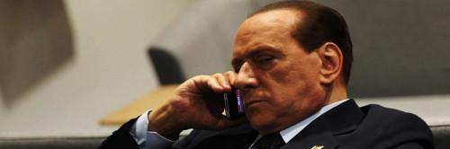 Berlusconi intercettato dalla  National Security Agency USA nel 2011