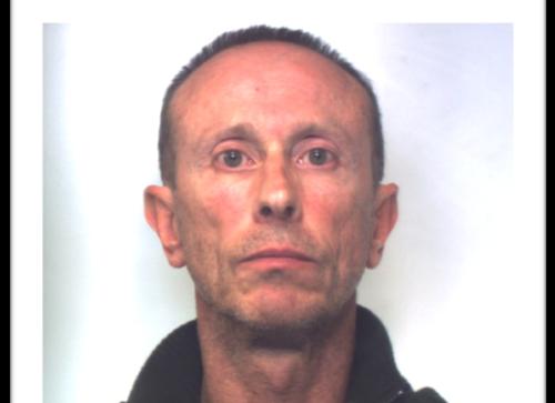 Roberto Obert, 54 anni, l'amico e complice fermato con le stesse accuse del Defilippi