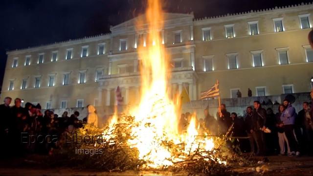 La Grecia è in rivolta