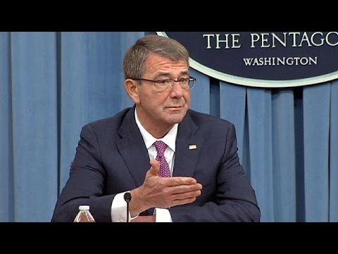 Ash Carter: Italy for Libia