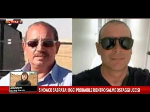 Sabrata: oggi rientrano le salme dei due ostaggi italiani