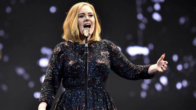 Adele in solidarity with Brussels