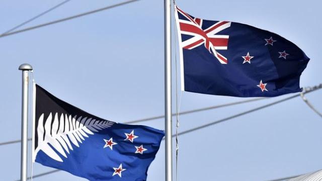 La Nuova Zelanda boccia il cambio della bandiera nazionale