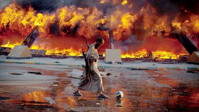 "L'inferno Libia ed i ""feriti d'Italia"""