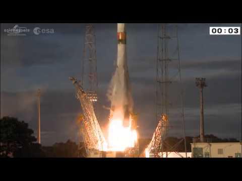 SENTINEL-1B è in orbita, veglierà sulla Terra