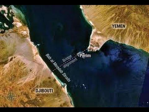 Un ponte sul Mar Rosso tra Egitto ed Arabia Saudita