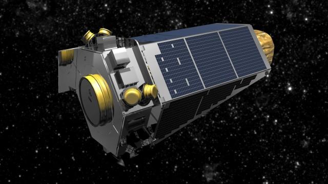 Il veicolo spaziale Kepler è in emergency mode