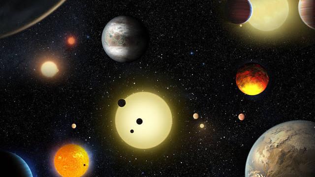 Il telescopio KEPLER scopre 1284 pianeti di cui 9 potrebbero essere abitati