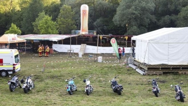 Austria: a Nenzing un uomo spara agli spettatori di un concerto e poi si suicida
