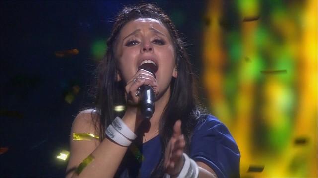 Jamala – 1944 (Ukraine) winner the 2016 Eurovision Song Contest