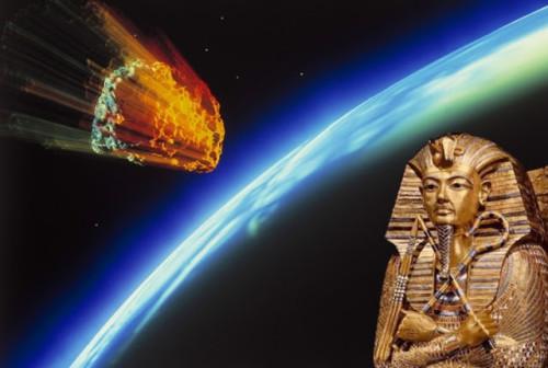 Il pugnale di Tutankhamon fu ricavato da un meteorite