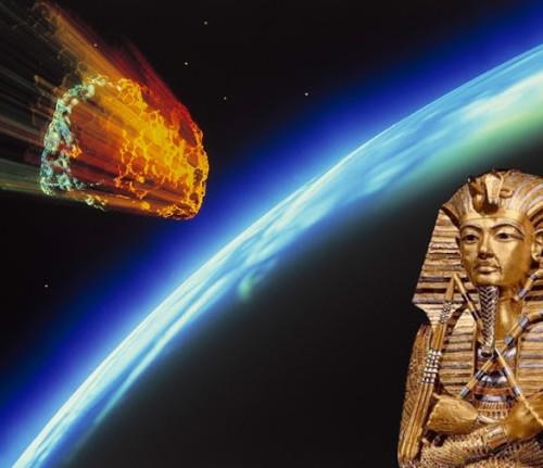 Il pugnale di tutankhamon stato ricavato da un meteorite for Meteorite milano